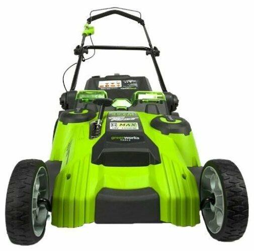 greenworks 2500207 G-MAX 40V 49 cm 3-in-1