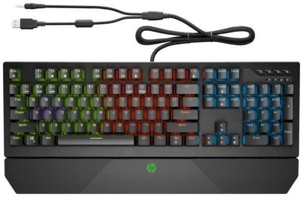 HP Gaming Keyboard 800 5JS06AA Black USB
