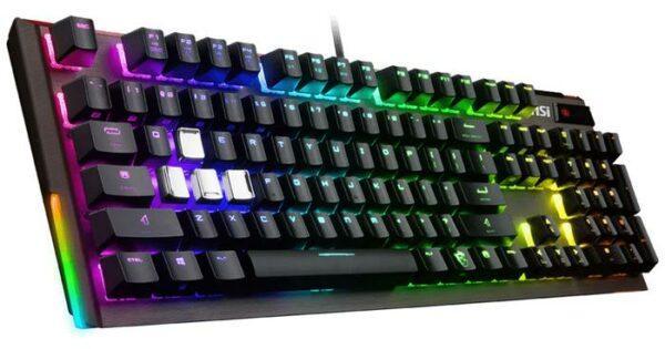MSI Vigor GK-80 Black USB