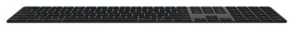 Apple Magic Keyboard with Numeric Keypad (MRMH2RS/A) Space Gray Bluetooth