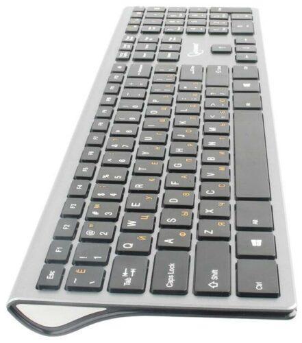 Gembird KBW-1 Silver USB