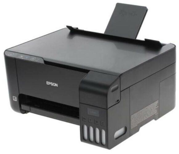 Epson L3100, черный