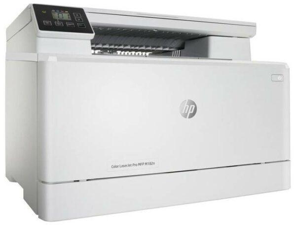 HP Color LaserJet Pro MFP M182n, белый
