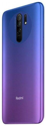 Xiaomi Redmi 9 4/64GB (NFC), серый