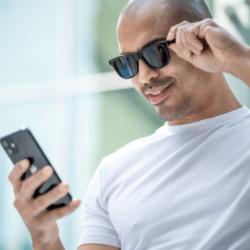Компания Ampere анонсировала очки, моментально превращающиеся в солнцезащитные