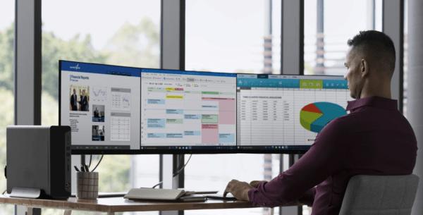 HP представляет настольные компьютеры для современного гибридного рабочего графика