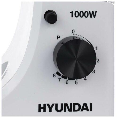 Hyundai HYM-S4451, белый/черный