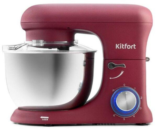 Kitfort КТ-3007, серебристый