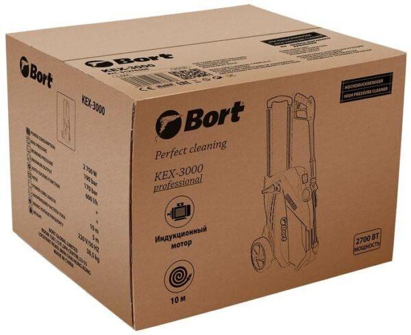 Bort KEX-3000, 190 бар