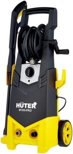 Huter W195-PRO, 195 бар