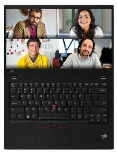 Lenovo THINKPAD X1 Carbon Ultrabook (8th Gen) 20U90000RT, black