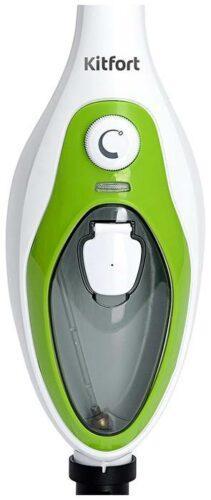 Kitfort KT-1004, зеленый/белый
