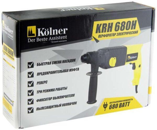 Kolner KRH 680H, 680 Вт