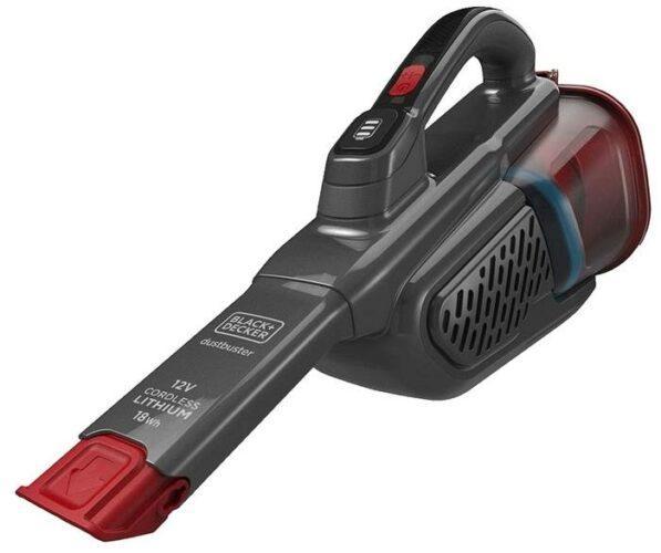 BLACK+DECKER BHHV315B-QW, серый/красный