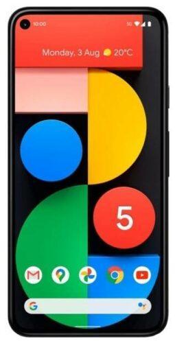 Google Pixel 5 8/128GB, черный