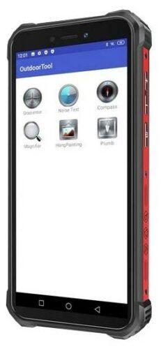 OUKITEL WP5 Pro, черный/оранжевый