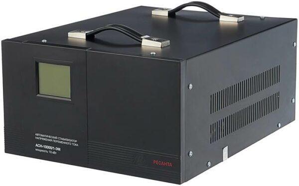 РЕСАНТА ACH-10000/1-ЭМ (10 кВт) черный