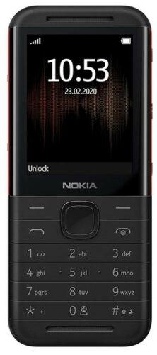 Nokia 5310 (2020) Dual Sim, черный