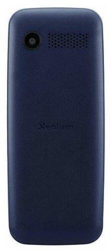 Philips Xenium E125, черный