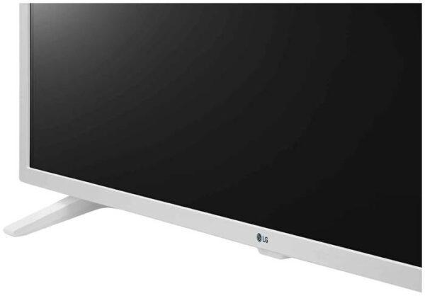 """LG 32LM6380PLC 32"""" (2021), белый"""