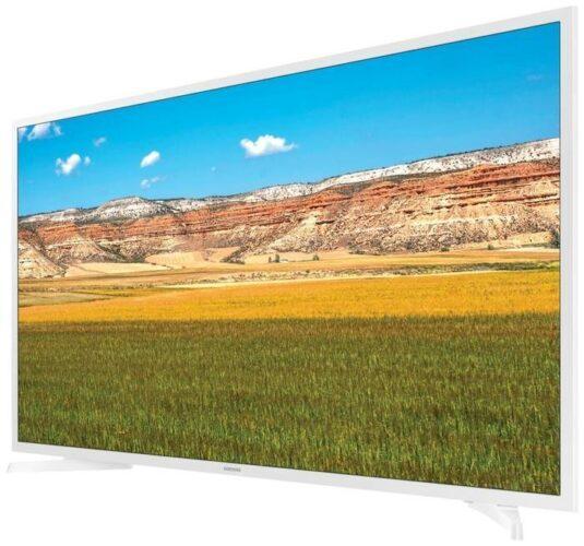"Samsung UE32T4510AU 32"" (2020), белый"