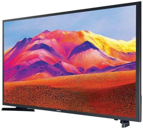 """Samsung UE32T5300AU 32"""" (2020), черный"""