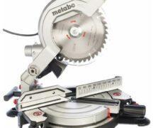 Metabo KS 216 M Lasercut 619216000, 1350 Вт
