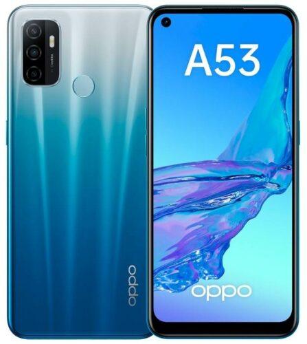 OPPO A53 4/64GB, черный
