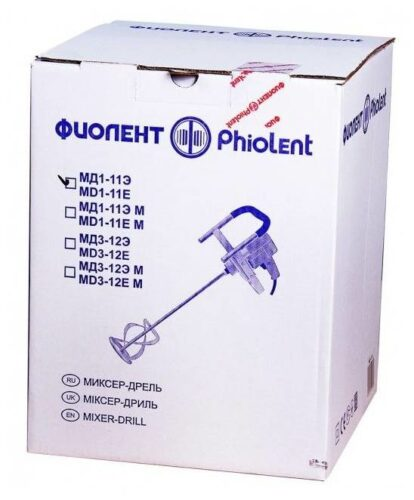 Фиолент МД1-11Э 1100 Вт