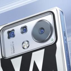 Infinix представляет концептуальный смартфон с неверо-ятно быстрой зарядкой мощностью 160 Вт
