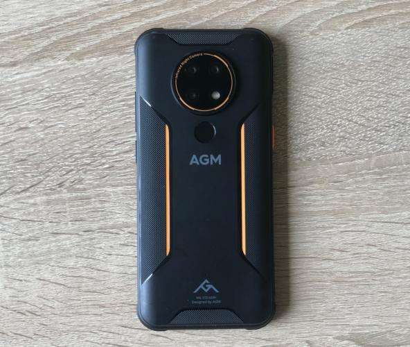 AGM H3: стильный защищенный смартфон 2021 года