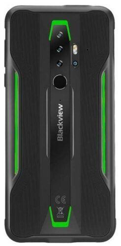 Blackview BV6300, черный/желтый
