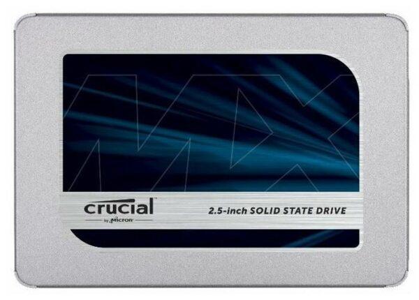 Crucial 500 GB CT500MX500SSD1
