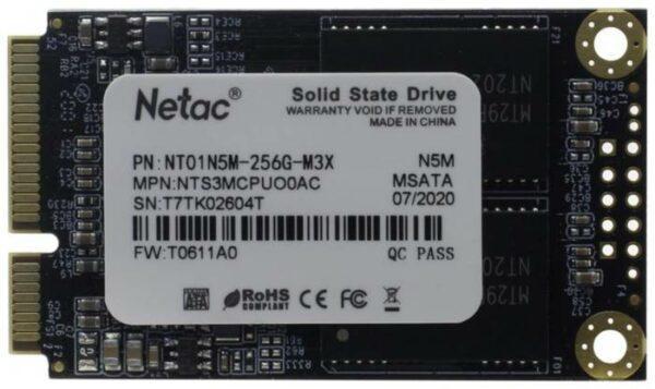 Netac 256 GB NT01N5M-256G-M3X