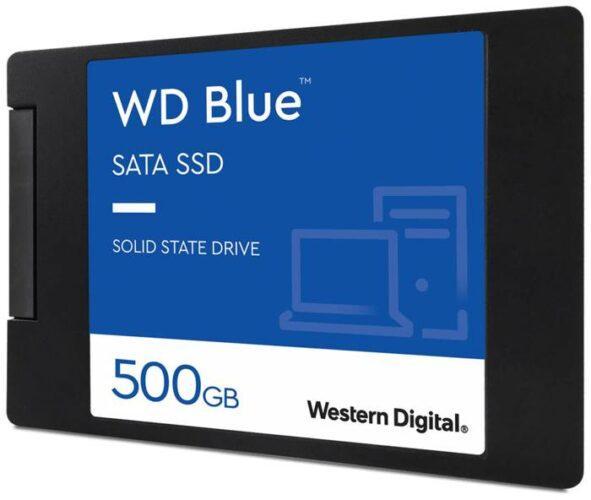 Western Digital WD Blue SATA 500 GB WDS500G2B0A