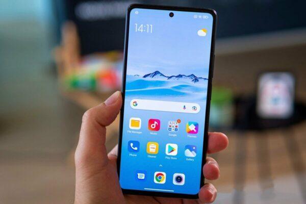Xiaomi-11T-Pro Экран