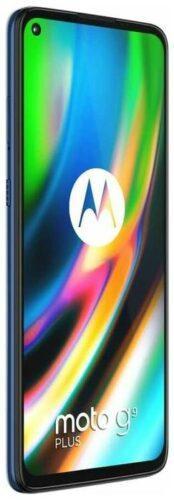 Motorola Moto G9 Plus, синий