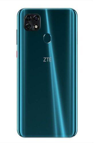 ZTE Blade 20 Smart, темный изумруд
