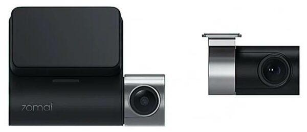 70mai Dash Cam Pro Plus+Rear Cam Set A500S-1, 2 камеры, GPS, ГЛОНАСС