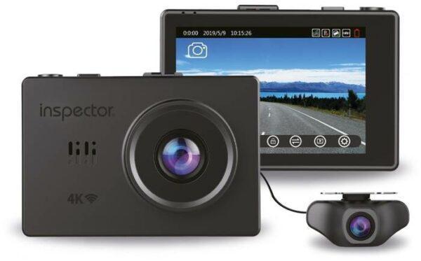 Inspector Viva, 2 камеры, GPS