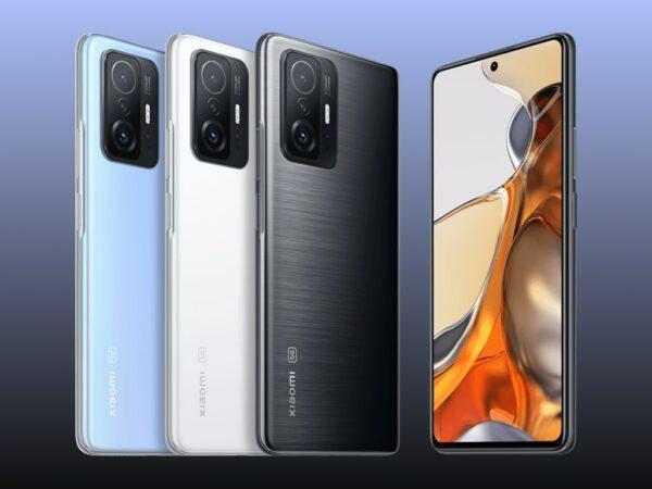 Xiaomi 11T Дизайн