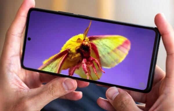 Xiaomi 11T Экран